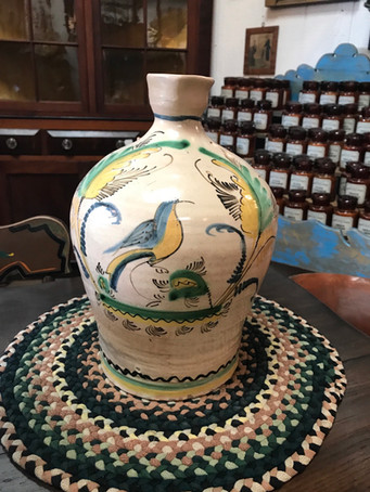 19th Century Spanish Ceramic Vessels