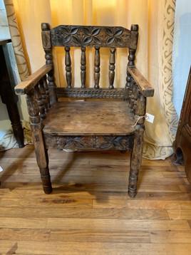 Vintage Guatemalan Chair