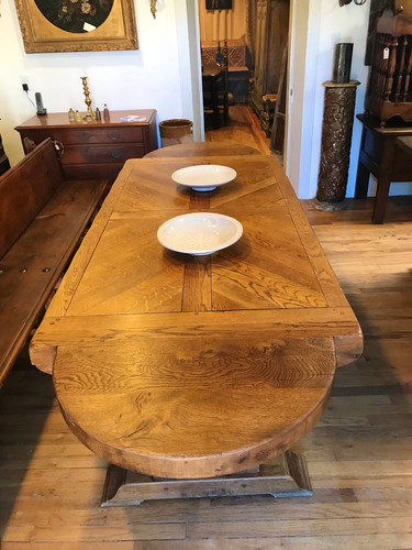 19th Century French Dinng Table