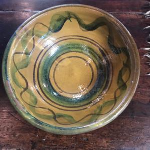Guatemalan Montiel Bowl from Antigua