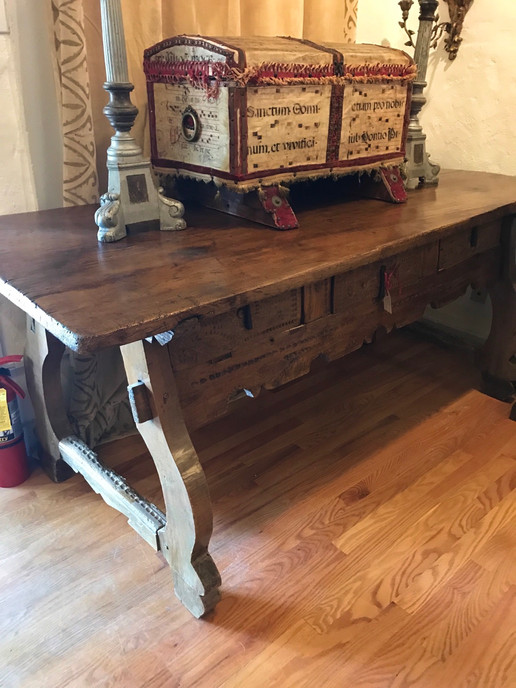17th Century Spanish Country Table