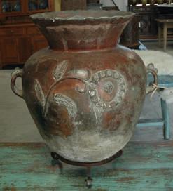 Rare Guatemalan Vintage Vessel