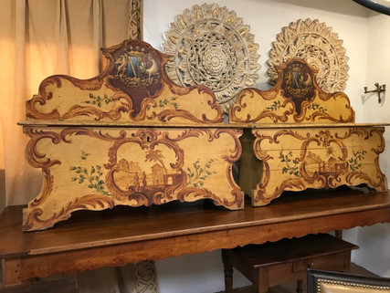 Image # 1 of 18th Century Italian Cassapancas