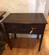 19th Century Edwardian Table with Draws