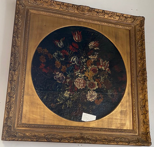 18th Century Flemish Oil Painting