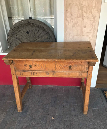 17th Century Small Spanish Table