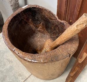 Guatemalan Mortar and Pestle