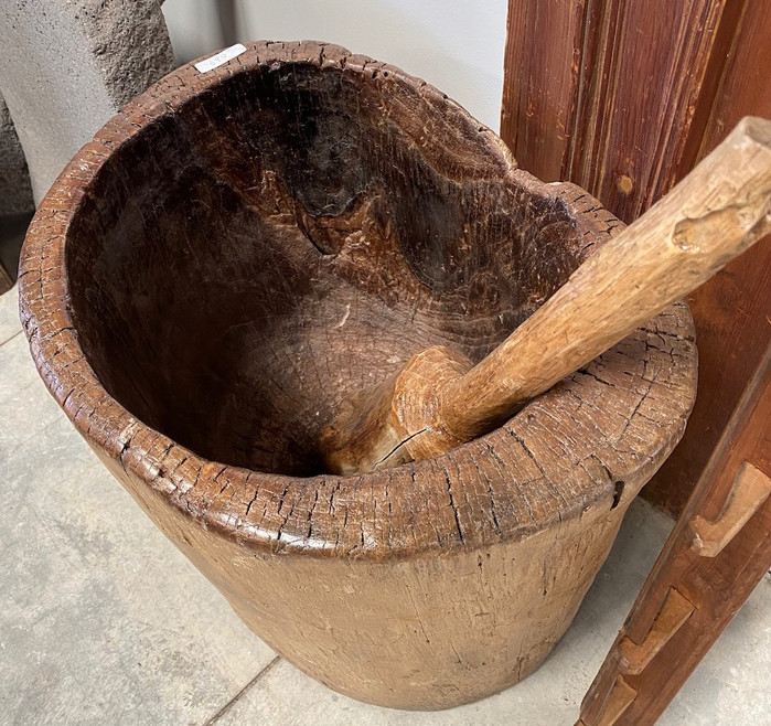 Guatemalan Mortar and Pestle