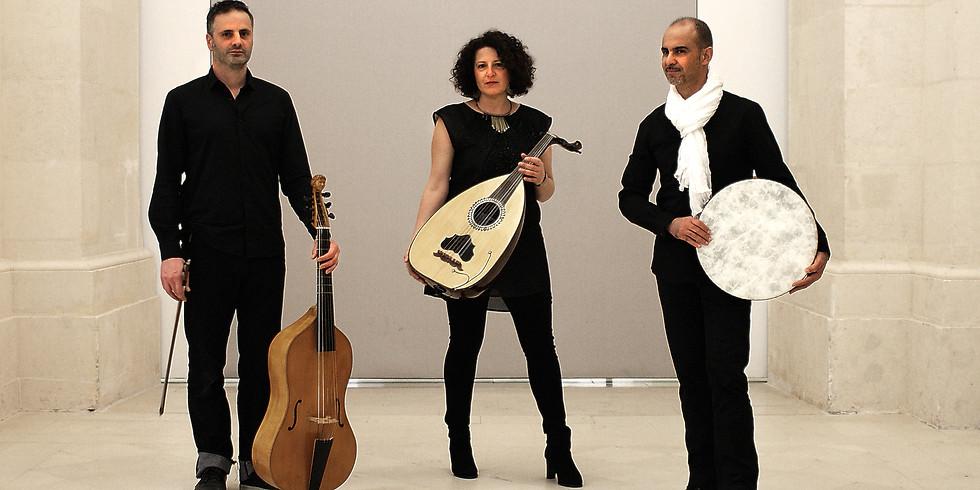 Trio Ajenado