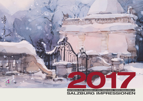Kalender 2017 / T