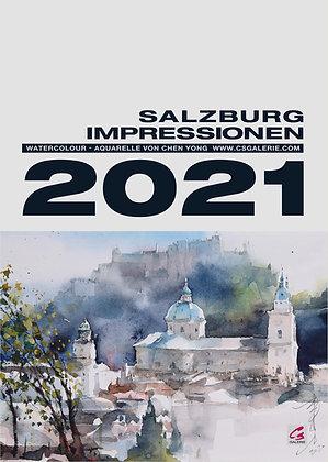 Kalender 2021 / S   (29,7 X 21 cm)