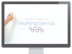 The Six Types of Working Genius