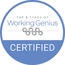 The Table Group Working Genius Certified