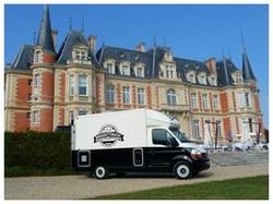 Le Breizh Truck au château de Gouvieux
