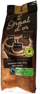 Café bio Graal d'or