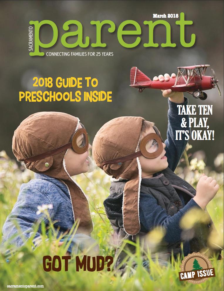 Sacramento Parent Magazine, Best Portrait Photographer, Family Photos, Family Resources