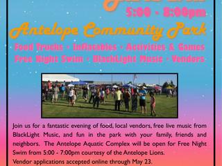 Antelope Summerfest - Antelope, CA