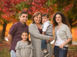 Extended Family Session - Orangevale, CA