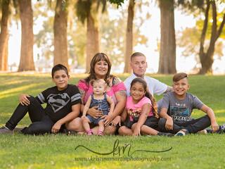 Lira-Cornell Family