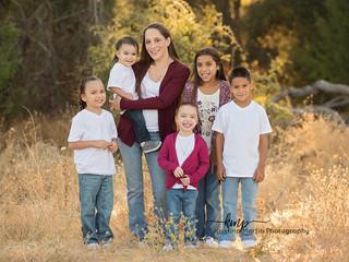 Family Session - Roseville, CA
