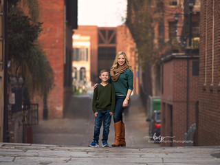 Family Session - Old Sacramento, CA