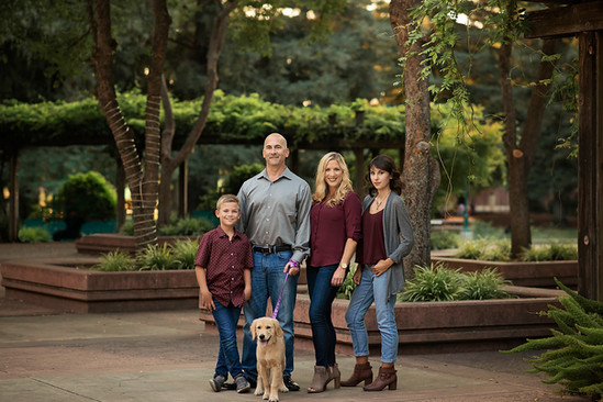 Dog & Family