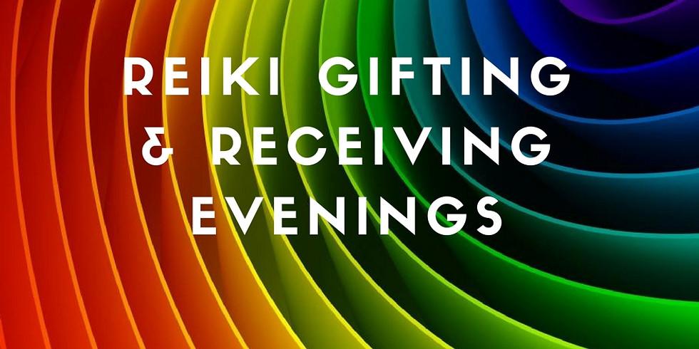 Reiki Gifting & Receiving Evening