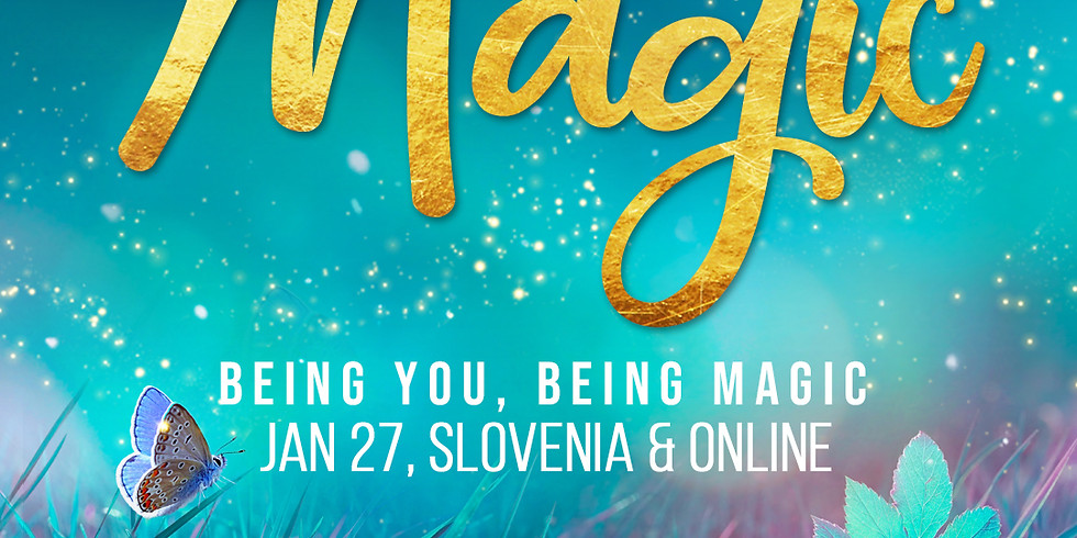 Being You Being Magic Party of Possibilities - Secunda with Retha Nel