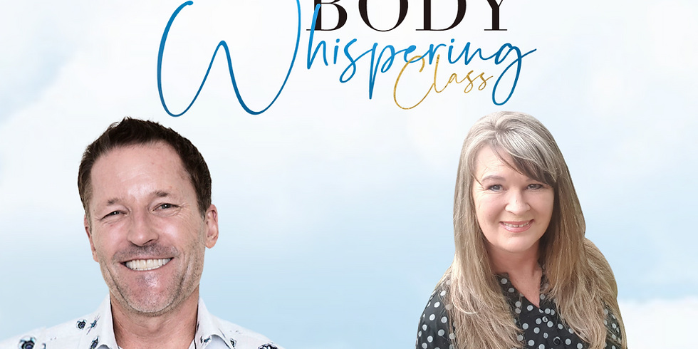 POP - Body Whispering Training with Dr Dain Heer