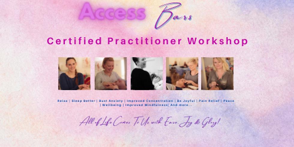 Access Bars Certified Practitioner Workshop