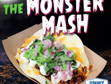 October Taco of the Month: The Monster Mash!