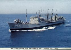 HMAS_SUPPLY-AT_SPEED