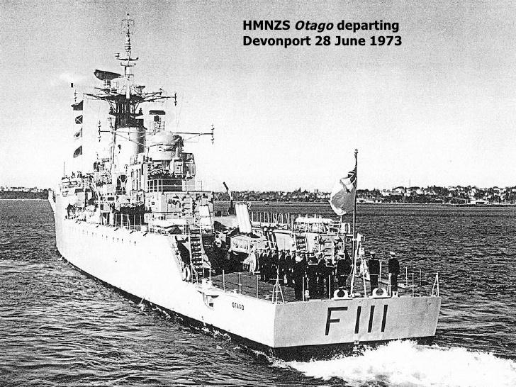 HMNZS Otago