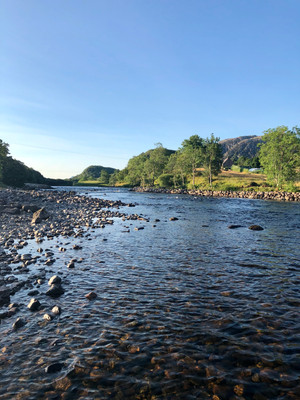 Ewe Trek 2018, Salmon Fly Fishing Scotland