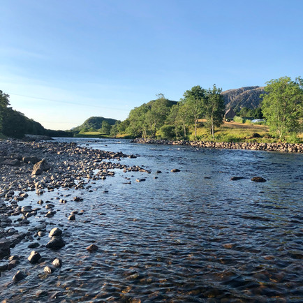 Ewe Trek 2018, Salmon Fly Fishing Scotland