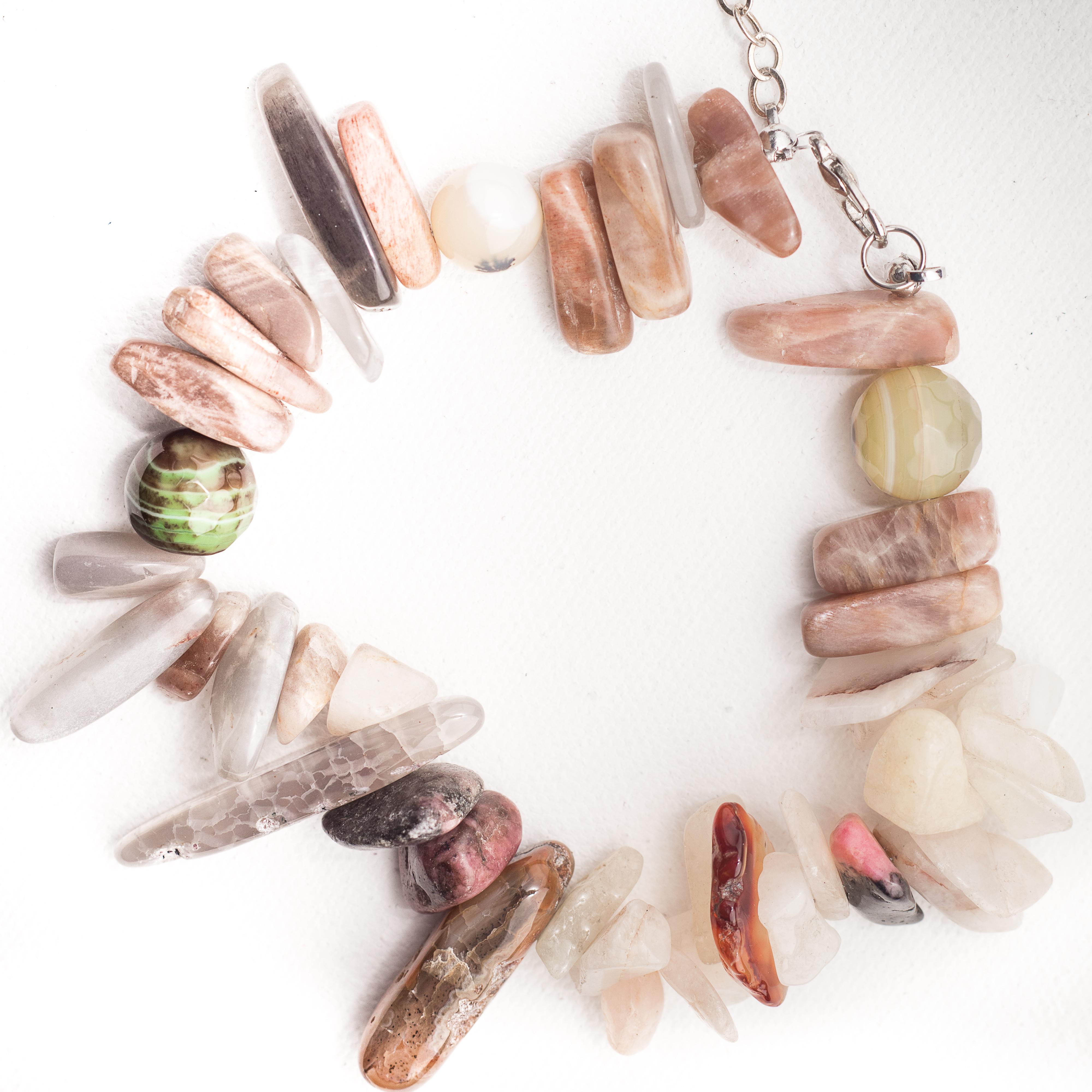 Stone mountain women's bracelet