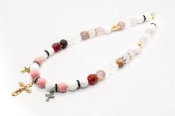 Belle Starr's Lucky Charm bracelet