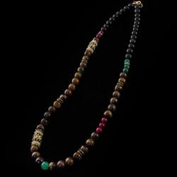 Mardi Gras King necklace