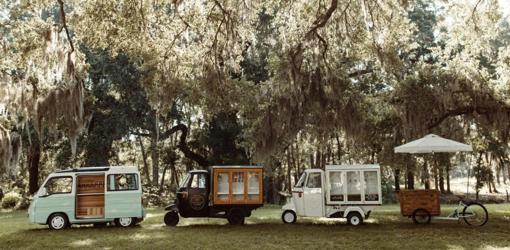 The Chug-a-Lug Wagon Fleet