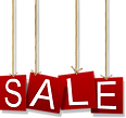 Holiday Sale Sign