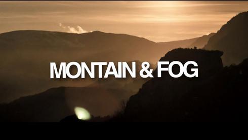 MONTAIN & FOG