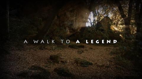 A walk to a Legend