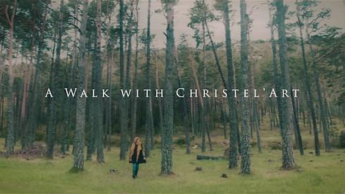 A WALK WITH CHRISTEL'ART