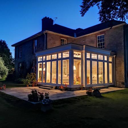 RESIDENTIAL: Upton Farmhouse Orangery
