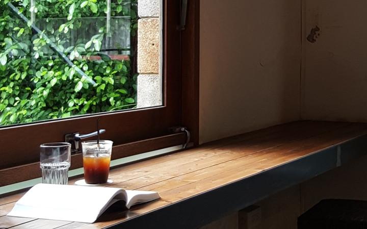 老宅上癮,不限時的無壓咖啡廳