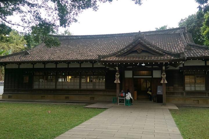 沉靜之美,俯仰古今的嘉義神社