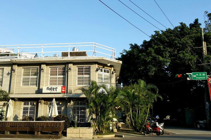 回到60年代,復古診所咖啡廳