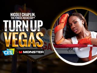 Nicole is Monsterous in Las Vegas!