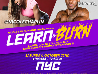 NYC GROUP WORKOUT !!              SATURDAY OCT 22ND! 11:00AM