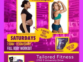 Mommy SnapBack Workout Miami